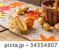 ハロウィン ハロウィーン お菓子の写真 34354807