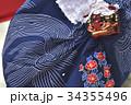 甘地獅子舞 播州の秋祭り 34355496