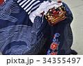 甘地獅子舞 播州の秋祭り 34355497