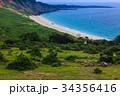 野首海岸 野崎島 五島列島の写真 34356416