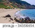野首海岸 野崎島 五島列島の写真 34356454