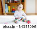 ベビー 赤ちゃん 赤ん坊の写真 34358096