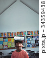 子 男児 学び舎の写真 34359438