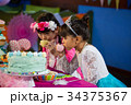 子 お誕生日会 誕生会の写真 34375367