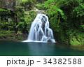 赤目四十八滝 千手滝 滝の写真 34382588