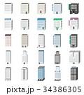 3D 建物・ビル・オフィス 2 34386305