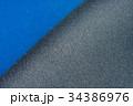 Textile canvas fabric close-up texture 34386976