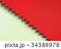 Textile canvas fabric close-up texture 34386978