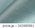 Textile canvas fabric close-up texture 34386981