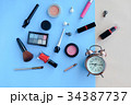 Fashion stylish cosmetics, makeup  34387737