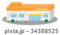 スーパーマーケット 34388525