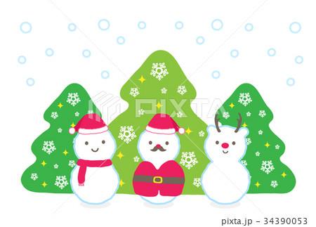 クリスマス 34390053
