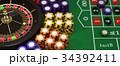 カジノ ルーレットのイメージ 34392411