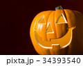 ハロウィン かぼちゃランタン 34393540
