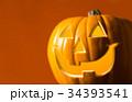 ハロウィン かぼちゃランタン 34393541
