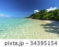 ニシハマ 海 波照間島の写真 34395154