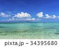 カイジ浜 海岸 ビーチの写真 34395680