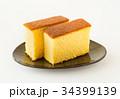 カステラ 菓子 おやつ スイーツ 焼き菓子 34399139
