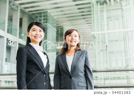 ビジネスウーマン 34401383