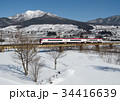 長野電鉄 スノーモンキー 2100系 34416639