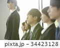 人物 ビジネス 面接の写真 34423128