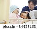 闘病を支える家族 34423163