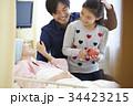 闘病を支える家族 34423215