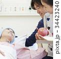闘病を支える家族 34423240