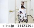 子供 女の子 看護師の写真 34423391
