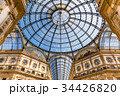 ミラノ ガッレリア アーケードの写真 34426820