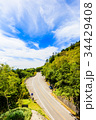 奥日光 中禅寺湖スカイライン すじ雲の写真 34429408