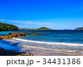 柿の浜海水浴場 小値賀島 浜辺の写真 34431386