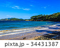 柿の浜海水浴場 小値賀島 浜辺の写真 34431387