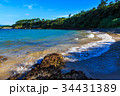 柿の浜海水浴場 小値賀島 浜辺の写真 34431389