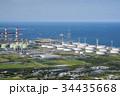 空撮 鹿島工業地帯  34435668