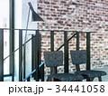 ヴィンテージ 椅子 インテリアのイラスト 34441058