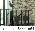 ヴィンテージ 椅子 インテリアのイラスト 34441064