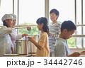 小学校 給食 昼休み 34442746