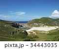 小笠原諸島 風景 世界自然遺産の写真 34443035