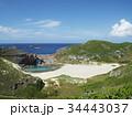 小笠原諸島 風景 世界自然遺産の写真 34443037
