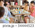 小学校 給食 昼休み 34444523