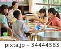 小学校 給食 昼休み 34444583
