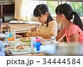 小学校 給食 昼休み 34444584