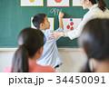 小学校 授業 英語 34450091