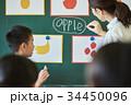 小学校 授業 英語 34450096