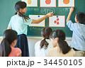 小学校 授業 英語 34450105