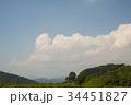 雲 空 青空の写真 34451827