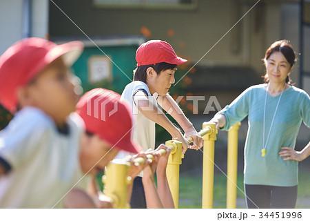 小学校 体育 グラウンド 34451996