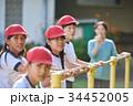 小学生 体育 グラウンドの写真 34452005