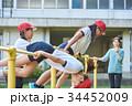 小学生 体育 小学校の写真 34452009